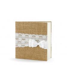 Kniha návštev, 20,5 x 20,5 cm, 22 strán