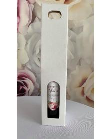 Darčeková taška - biela kartonová