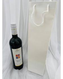Darčeková taška biela