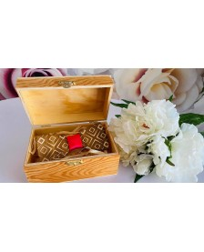 Krabička na drevného motýlika 10 x 15 cm