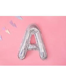 """Fóliový balón, písmeno od """"A"""" po """"Z"""" 35 cm"""