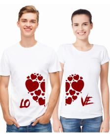 HEART OF LOVE - WHITE