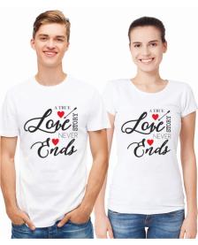 LOVE STORY - WHITE