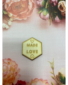 Made love