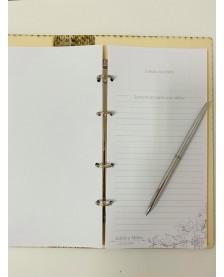 Svadobná kniha drevená 28x19