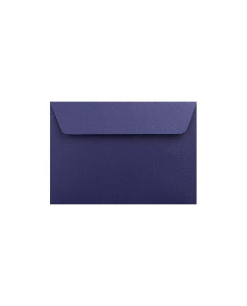 Svadobná obálka- metalická tmavo modrá
