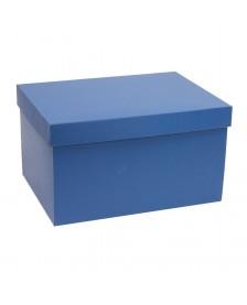 Krabica- modrá
