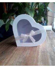 Krabička s príklopom- biela