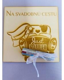 Na svadobnú cestu