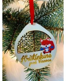 Kristinkine prvé Vianoce