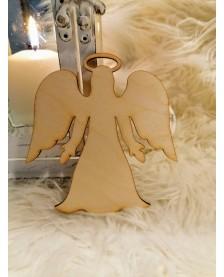 Vianočná ozdoba - anjel