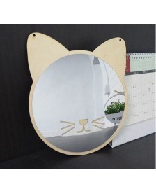 Zrkadlo mačka