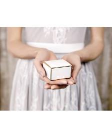 Krabičky, biele, 6 x 3,5 x 5,5 cm