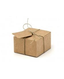 Krabičky s príveskami, 6x5,5x3,5cm