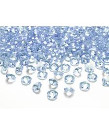Kamienky modré,  12mm
