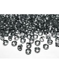 Kamienky - sivé, 12 mm