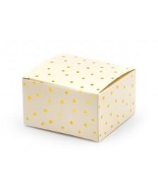 Krabička v broskyňovej farbe 6x3,5x5,5 cm
