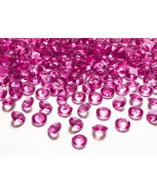 Kamienky - Ružové, 12mm