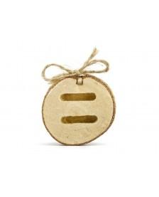 Zásnubný prsteň drevený, 6cm